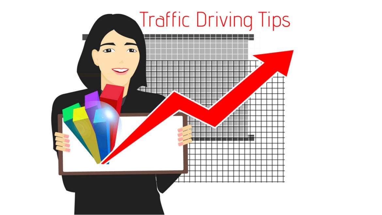 drive traffic blog
