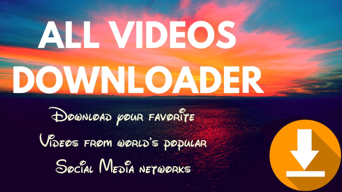All Videos Downloader